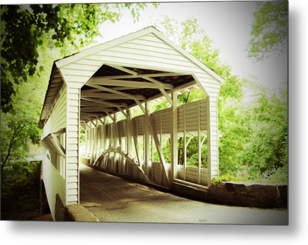 Knox Bridge Metal Print