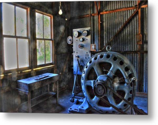 Koreshan State Park Generator 2 Metal Print