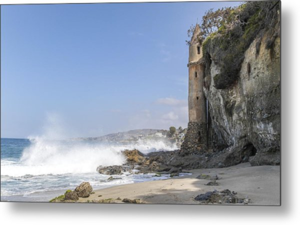 La Tour Tower I Metal Print