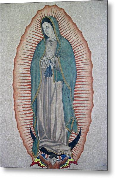 La Virgen De Guadalupe Metal Print