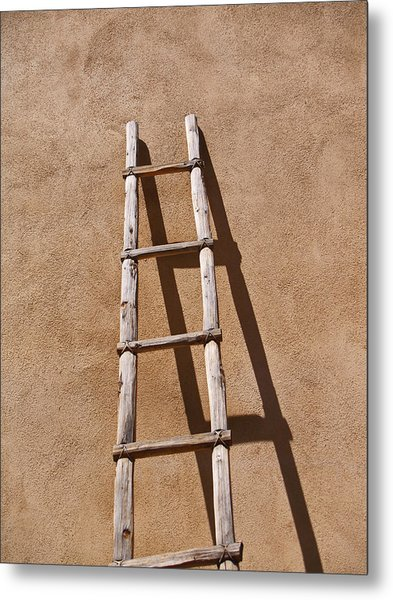 Ladder Metal Print