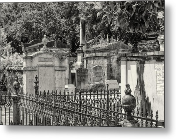 Lafayette Cemetery No. 1 Metal Print