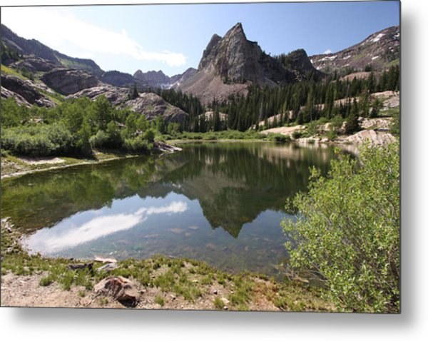 Lake Blanche Metal Print