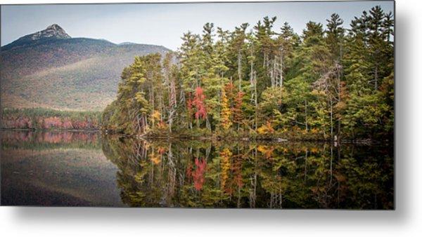 Lake Chocorua Reflection Metal Print