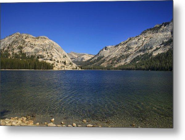 Lake Ellery Yosemite Metal Print