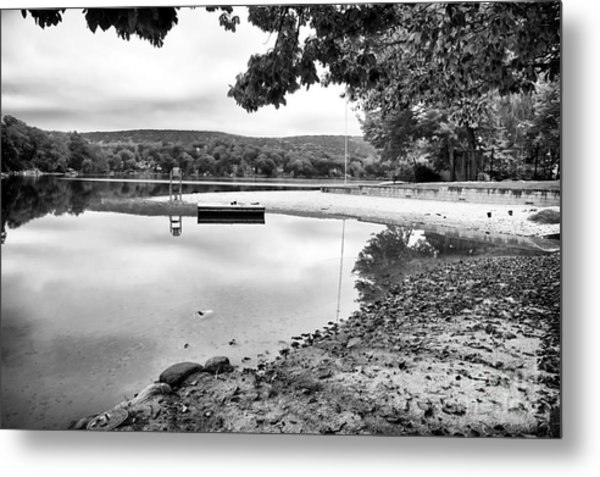 Lake Framing Photograph by John Rizzuto