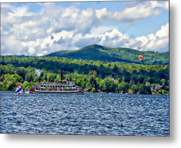 Lake George Ny Metal Print