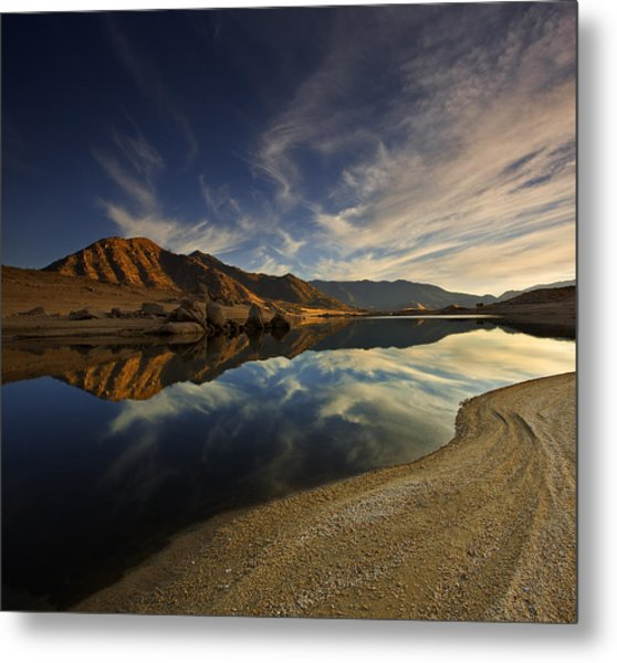 Lake Isabella  Mg_8082 Metal Print