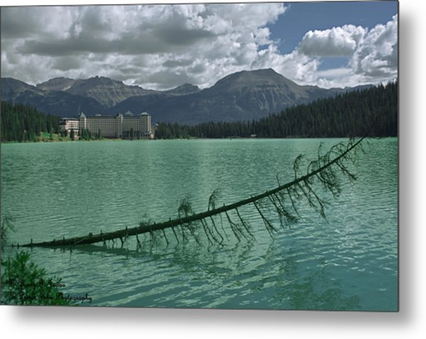 Lake Louise - 2 Metal Print