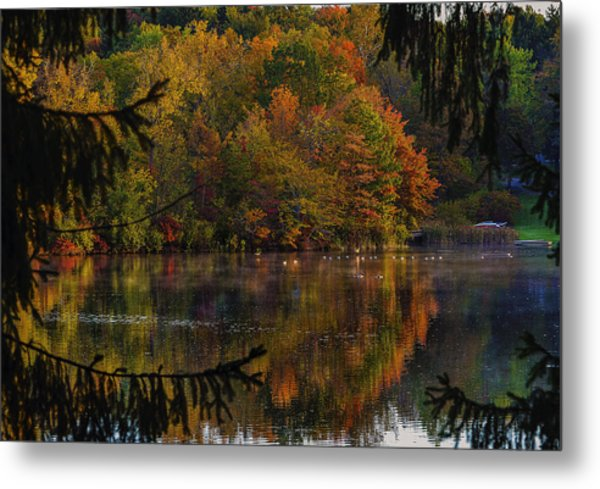 Lake Lucerne Ohio Metal Print