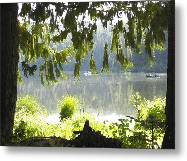 Lake Of Dreams Metal Print