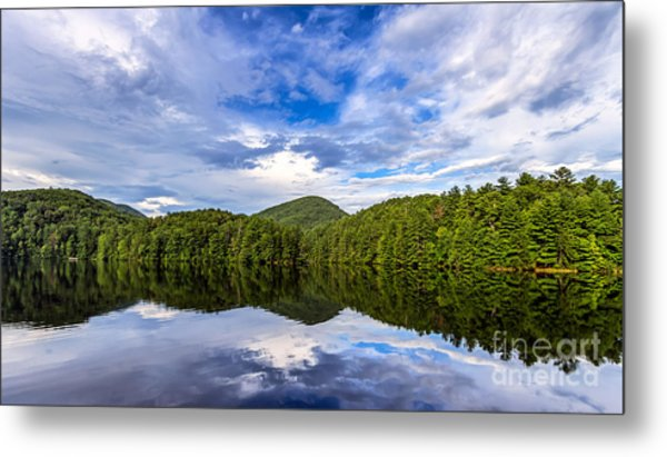 Unicoi Lake Metal Print