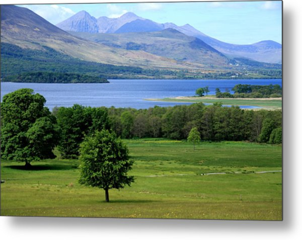 Lakes Of Killarney - Killarney National Park - Ireland Metal Print