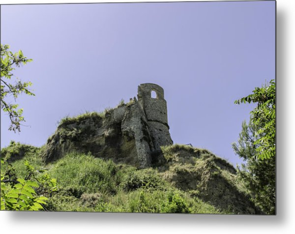 Italian Landscapes - Land Of Immortal Metal Print