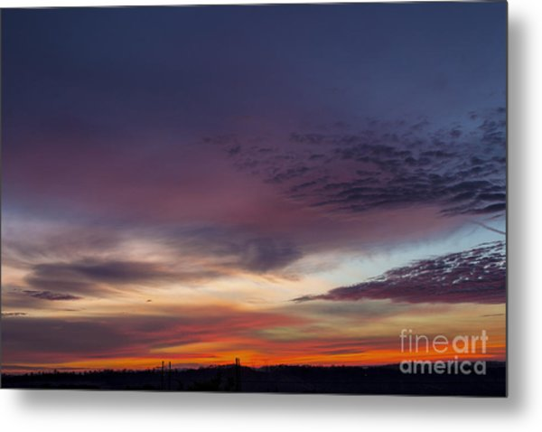 Last 2012 Sunrise Metal Print