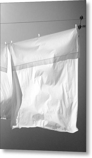 Laundry 9 Metal Print