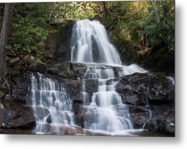 Laurel Falls Metal Print