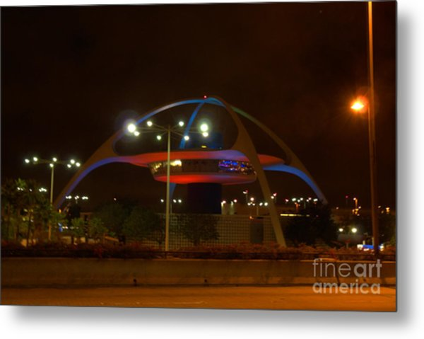 Lax Encounter Restaurant Metal Print