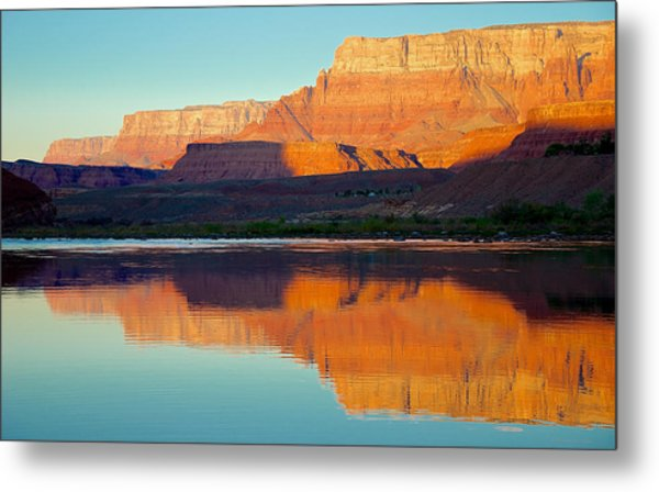 Lee's Ferry Metal Print