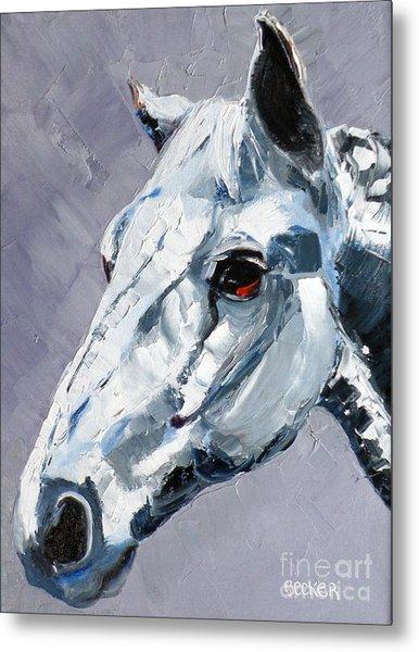 Legend - Sport Horse Metal Print