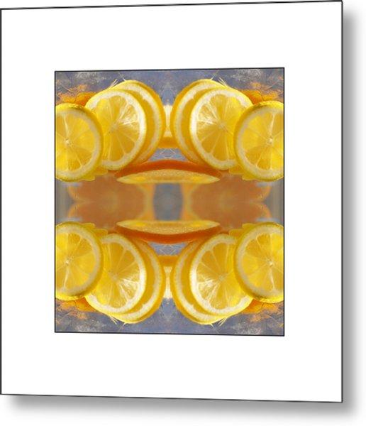 Lemon Drop Metal Print by Don Powers