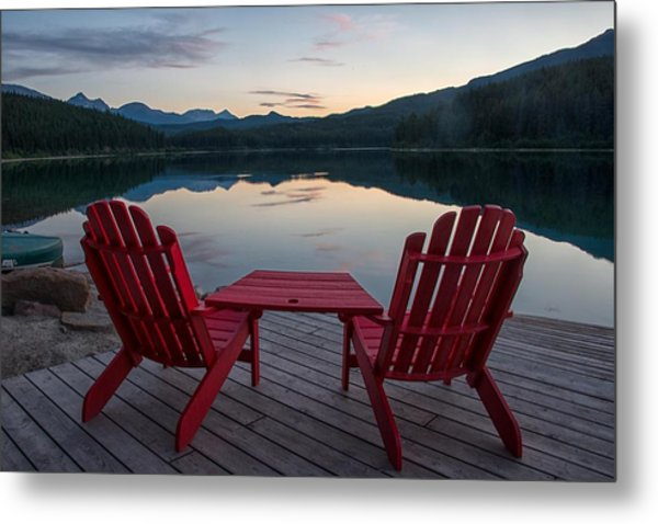 Metal Print featuring the photograph Let Go And Let Life Happen by Darlene Bushue