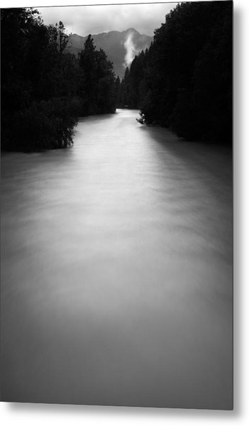 Let The Light Flood In Metal Print