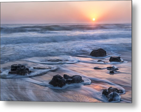 Life Always Changes Metal Print