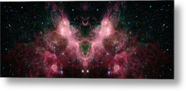 Life And Death Of Stars 3 Metal Print
