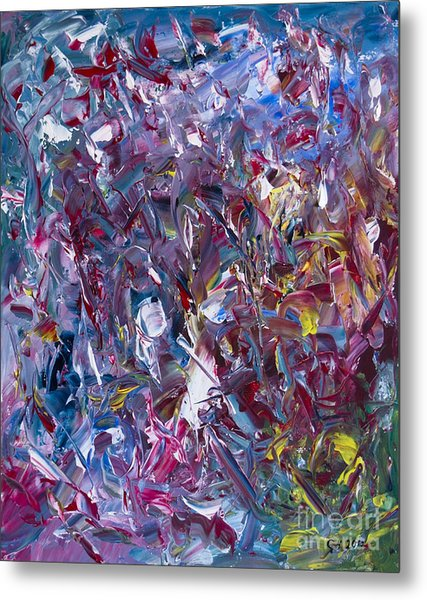 A Thousand And One Paintings Metal Print