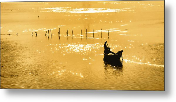 Life Is But A Dream Metal Print