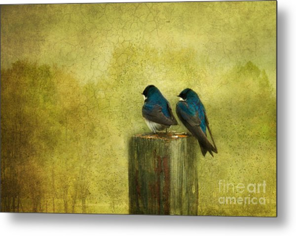 Life Long Friends Metal Print