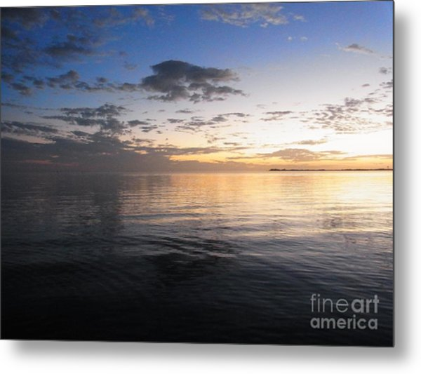 Light And Darkness - Equilibrium Metal Print