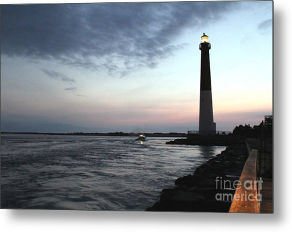 Light At Dawn Metal Print