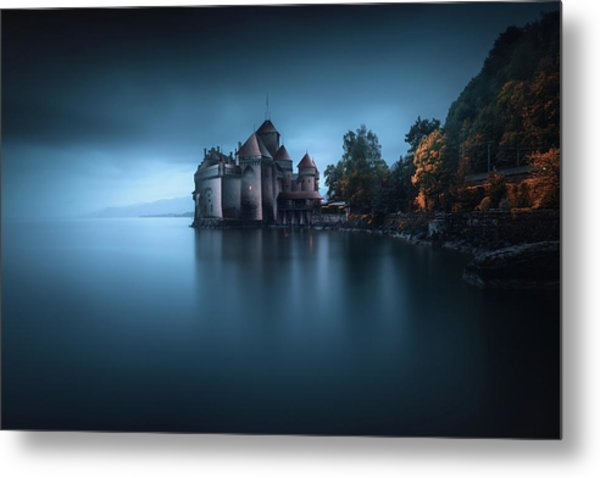 Light Fortification 2. Metal Print