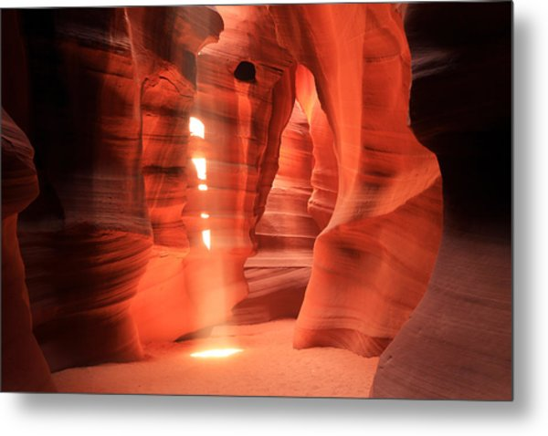 Light Within... Metal Print