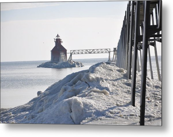 Lighthouse 1 Metal Print