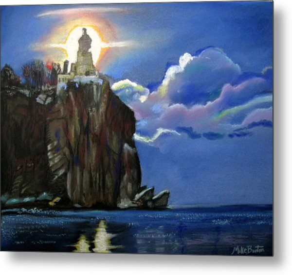 Lighthouse #3 Metal Print