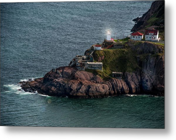 Lighthouse I Metal Print