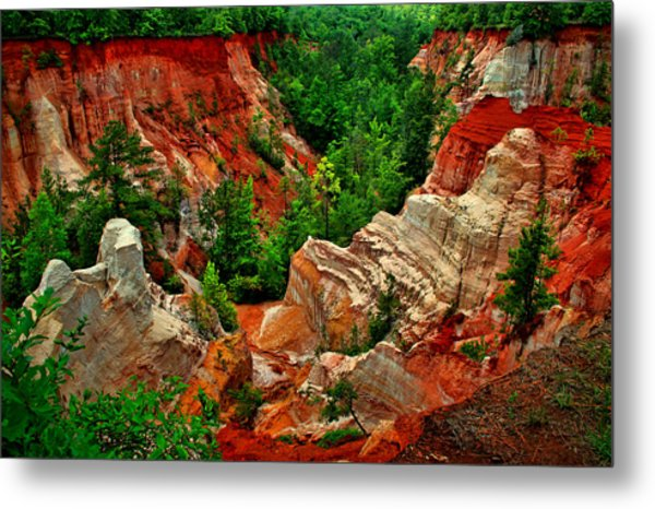 Little Grand Canyon 2 Metal Print