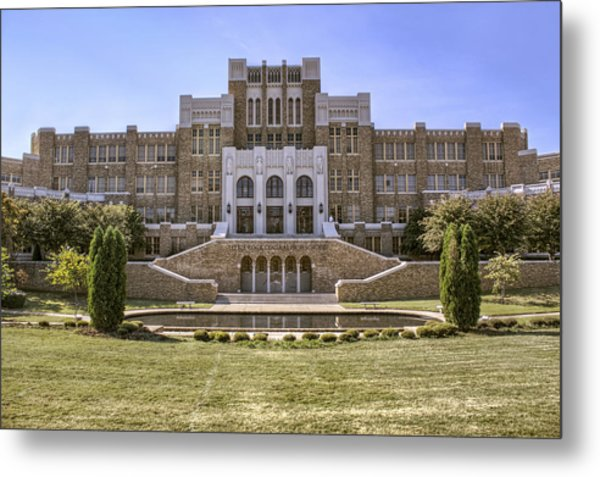 Little Rock Central High School Metal Print