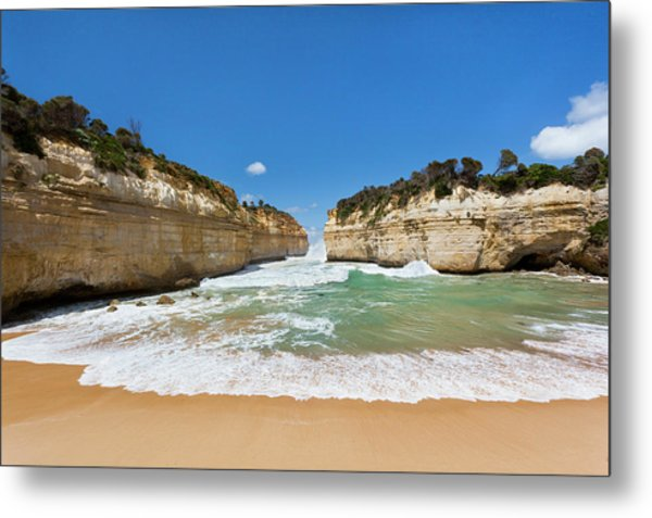 Loch Ard Gorge, Great Ocean Road Metal Print