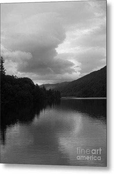 Loch Oich Metal Print