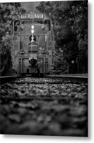 Locomotive 7738 Metal Print