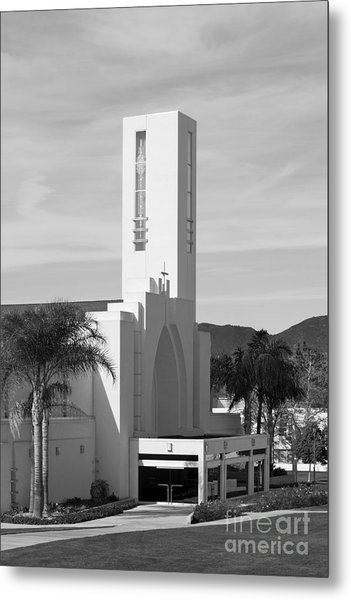 Loma Linda University Church Metal Print by University Icons