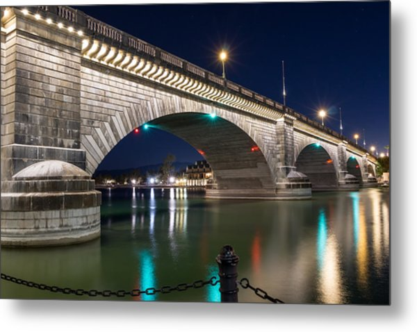 London Bridge Metal Print