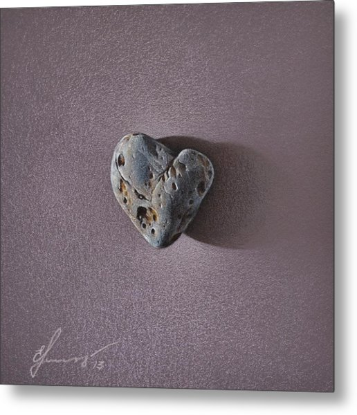 Lonely Heart Metal Print