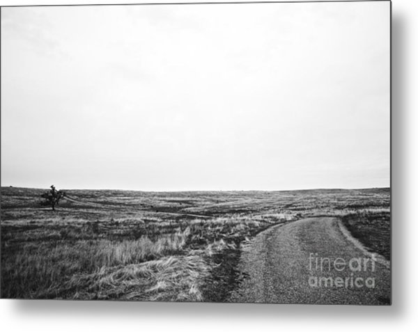 Lonesome Highway No.1 Metal Print