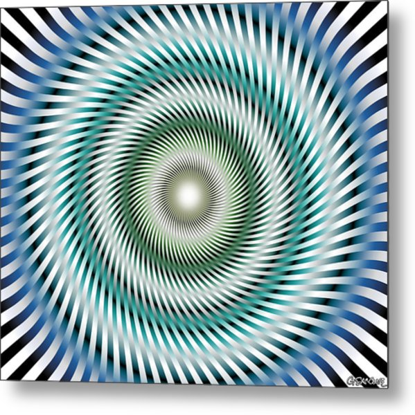Look In My Eyes Metal Print