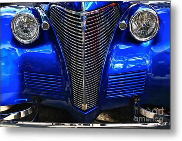 1930's Chevy Custom Metal Print